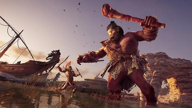 لعبة Asssasin's Creed Odyssey تحصل على تحديث جديد ضخم و هذه أهم المميزات ..