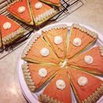 pumpkin%2Bpie - Homemade Frosted Cut-out Cookies
