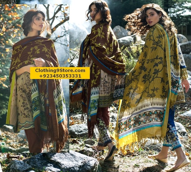 Lakhany Winter Collection 2017
