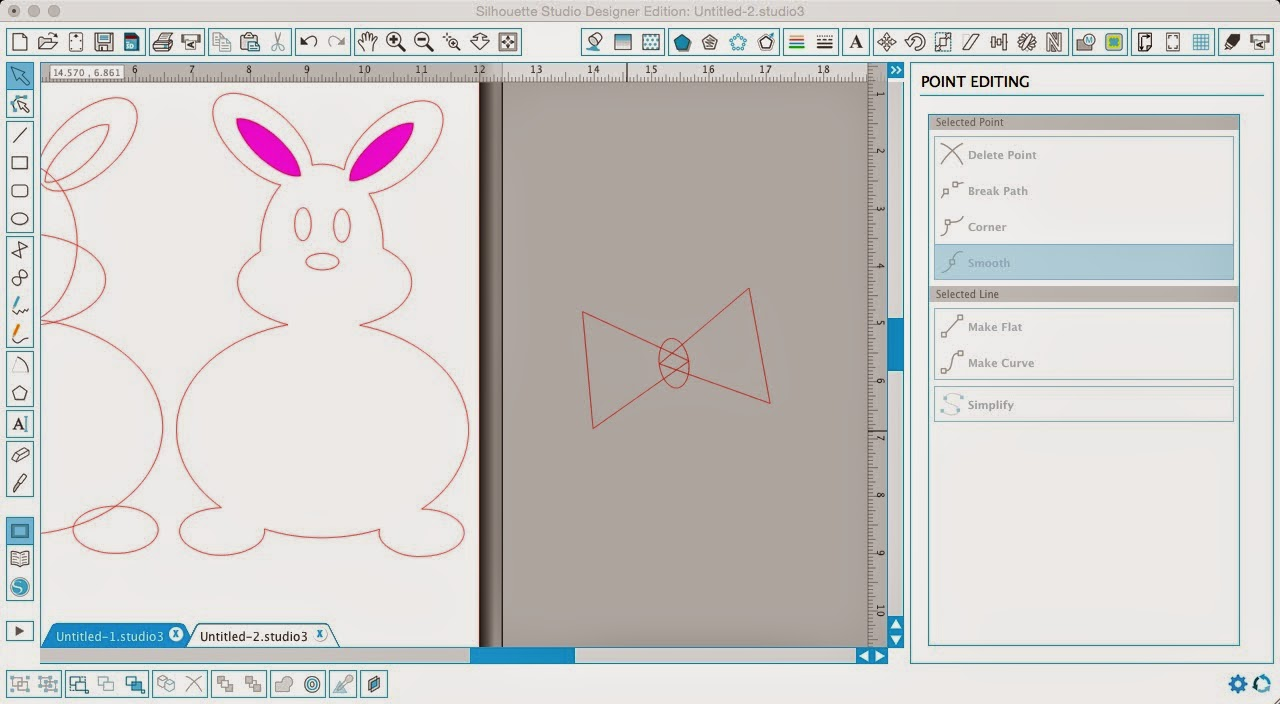 medium resolution of silhouette studio tips beginners designing your own shapes