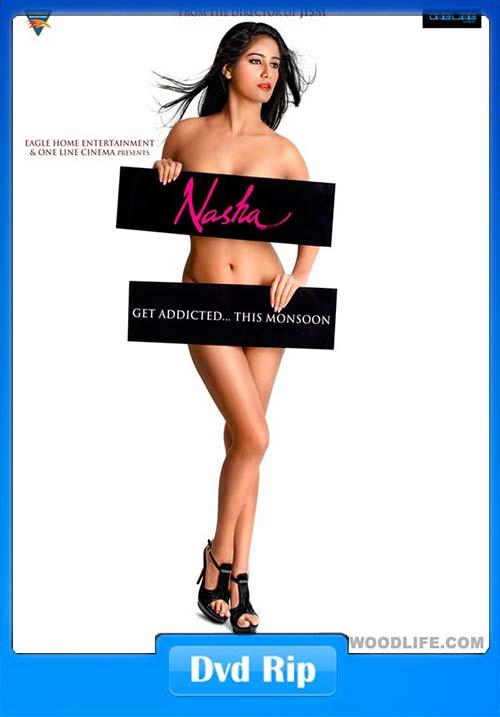Nasha 2013 Hindi 720p DvDRip ESub | 400MB 480p | 200MB HEVC Poster