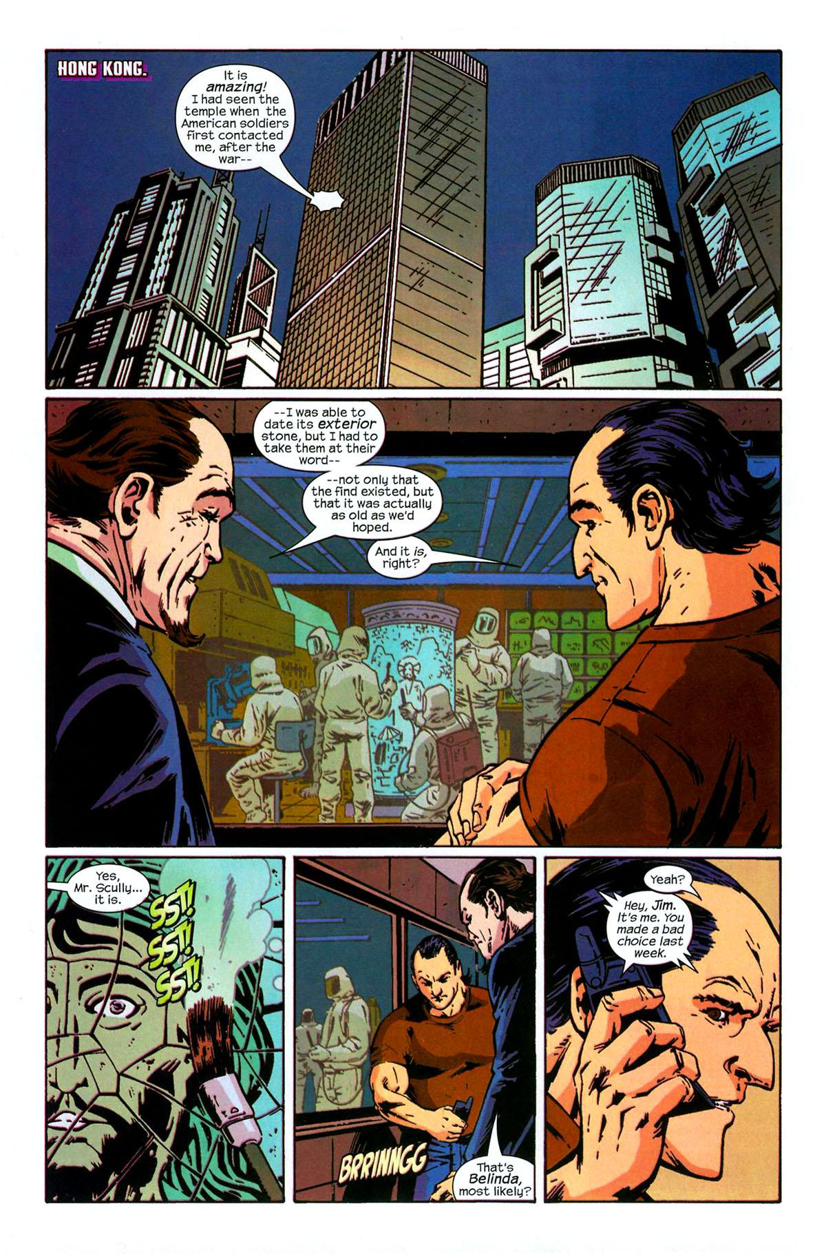 Hawkeye (2003) Issue #6 #6 - English 16