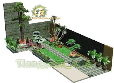 tukang taman surabaya, desain taman surabaya, desain taman, tukang taman