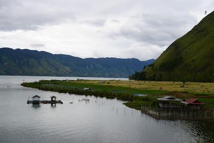 Danau Lut Tawar Takengon, Aceh