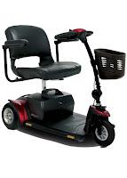 Go Go Elite Traveller Mobility Scooter