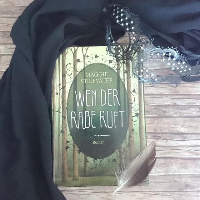 [Books] Maggie Stiefvater - Wen der Rabe ruft
