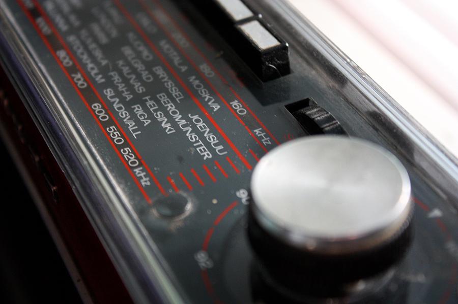 lauluni sadepäivän varalle: Vanhat radiot