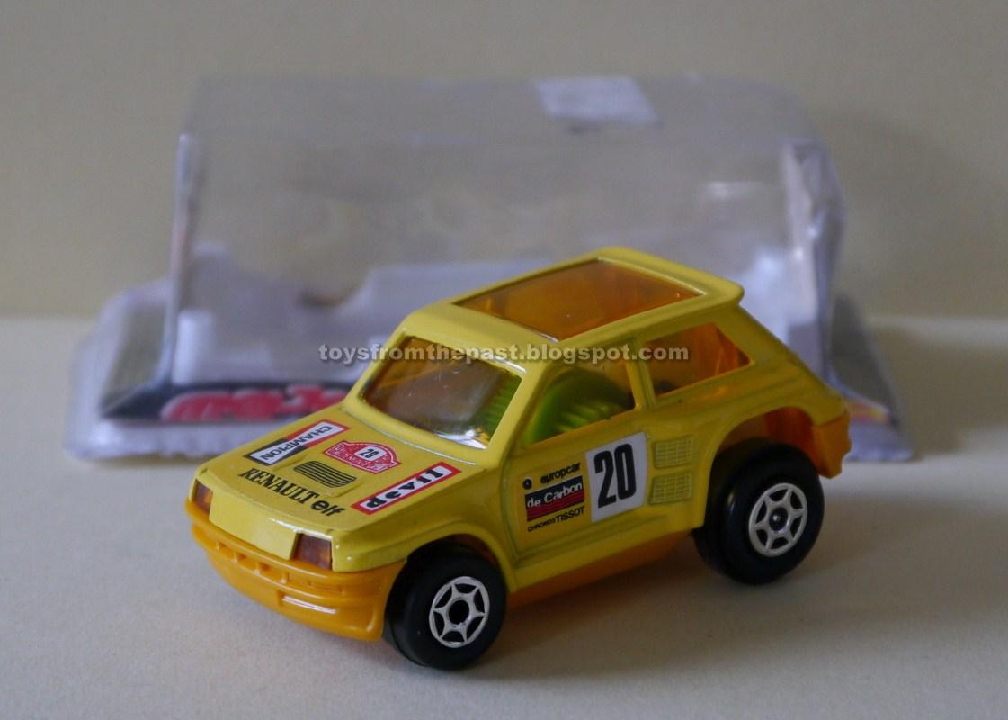 Toys From The Past 803 Majorette Renault 5 Majorette