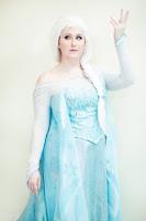 Elsa by Cupcake Cosplay