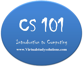 CS101 Solved Past Papers - Solved MCQs - Short Notes