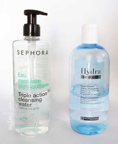 agua micelar sephora cosmetiques