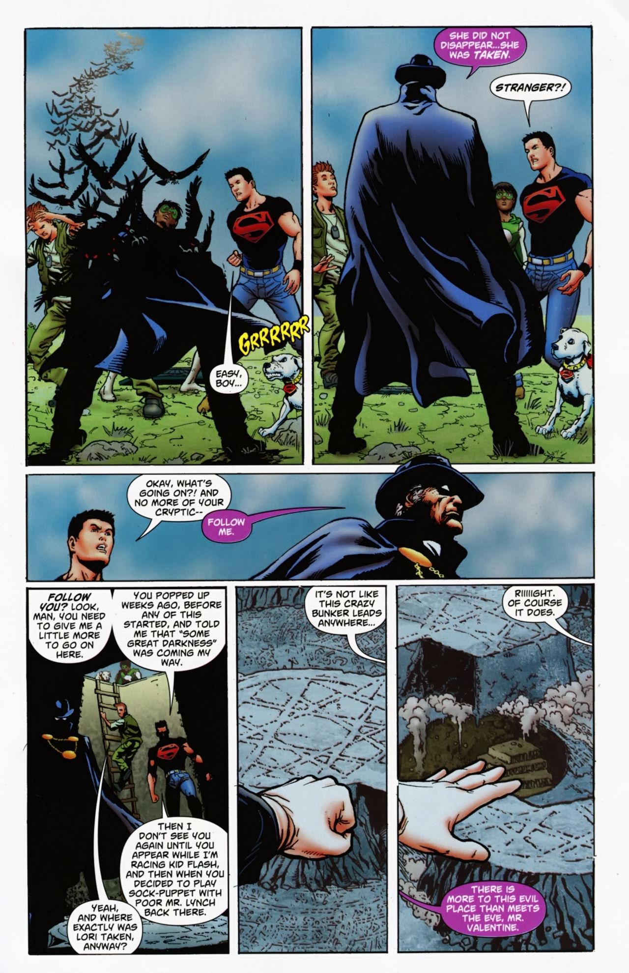 Superboy [I] Issue #8 #8 - English 38
