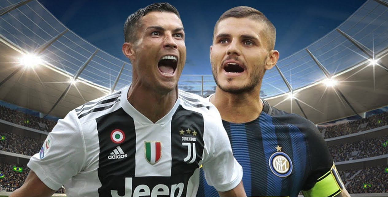 DIRETTA Inter Juventus Streaming Rojadirecta DAZN.