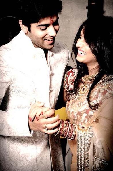 Top News: Kinshuk Mahajan and his wife Divya Gupta Photos