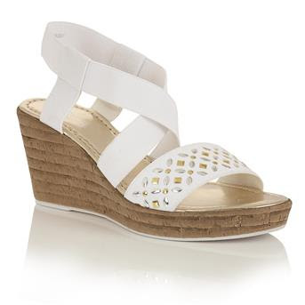 Lotus Chiara Wedge Sandals