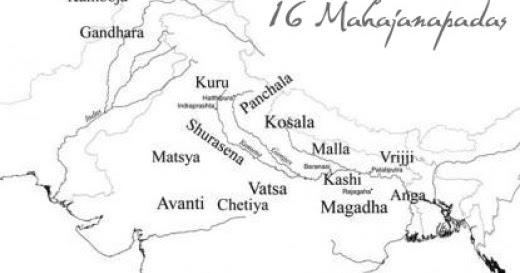 The Mahajanpadadas and The Mauryas (Points to Learn
