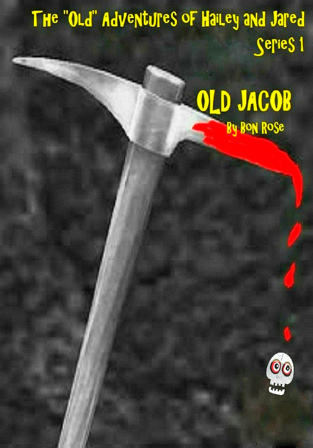 THE OLD CEMETERY (The Old Adventures of Hailey and Jared Series 7)