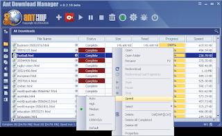 تنزيل برنامج Ant Download Manager