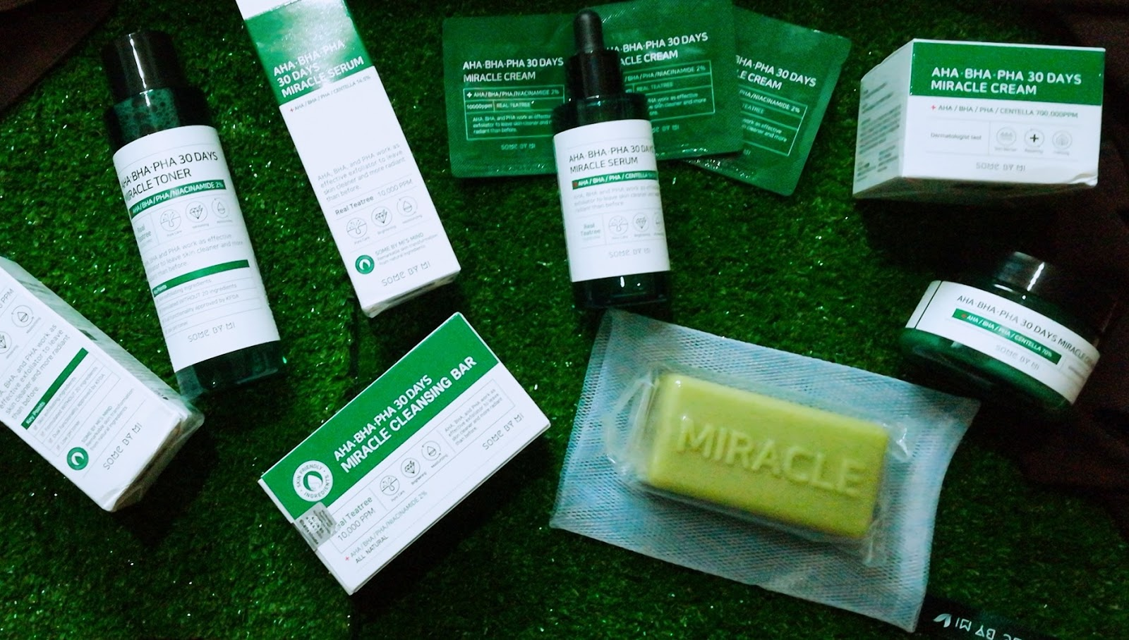 Korean Viral Skincare Some By Mi Review Does It Really Work Somebymi Aha Bha Pha 30 Days Miracle Cleansing Bar 106g Me Cleanser First Step Is The Contains Only Safe Ingredients A Making Soap To All Given Skin