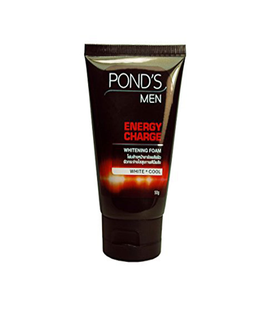 Ponds Men Energy Charge Facewash 100 G