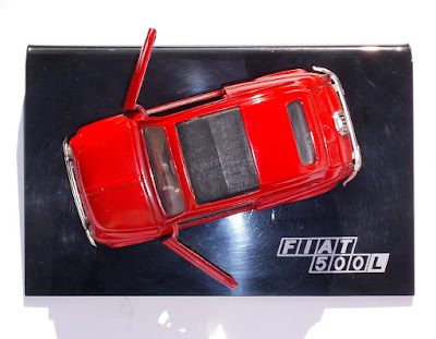 FIAT 500 L Polistil - modellismo - annunci