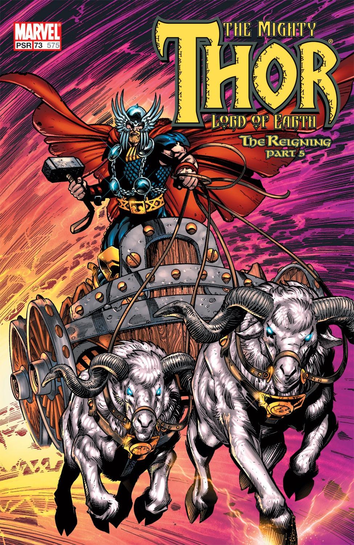 Thor (1998) Issue #73 #74 - English 1
