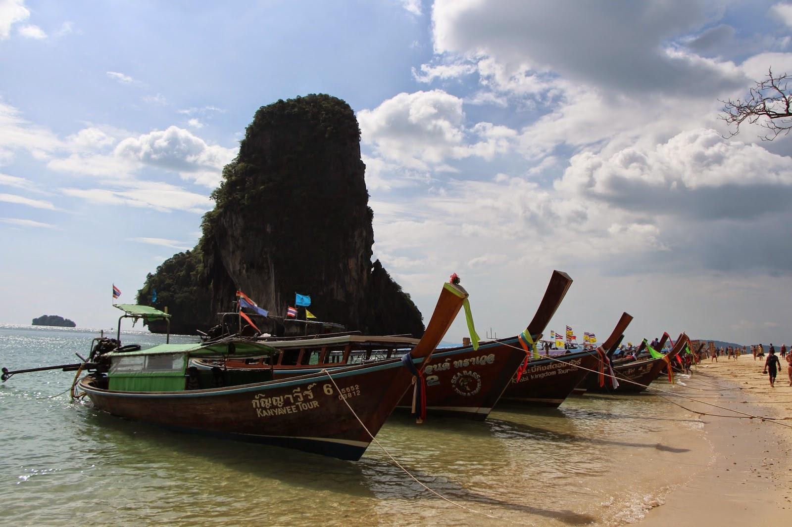 Phranang Cave Krabi