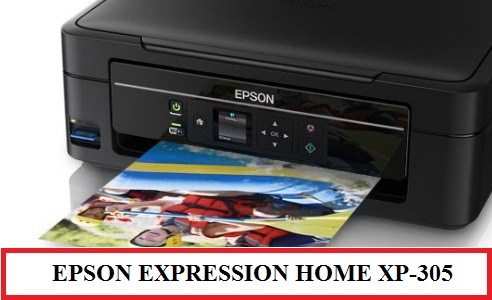 EPSON EXPRESSION HOME XP-305 DOWNLOAD DRIVER