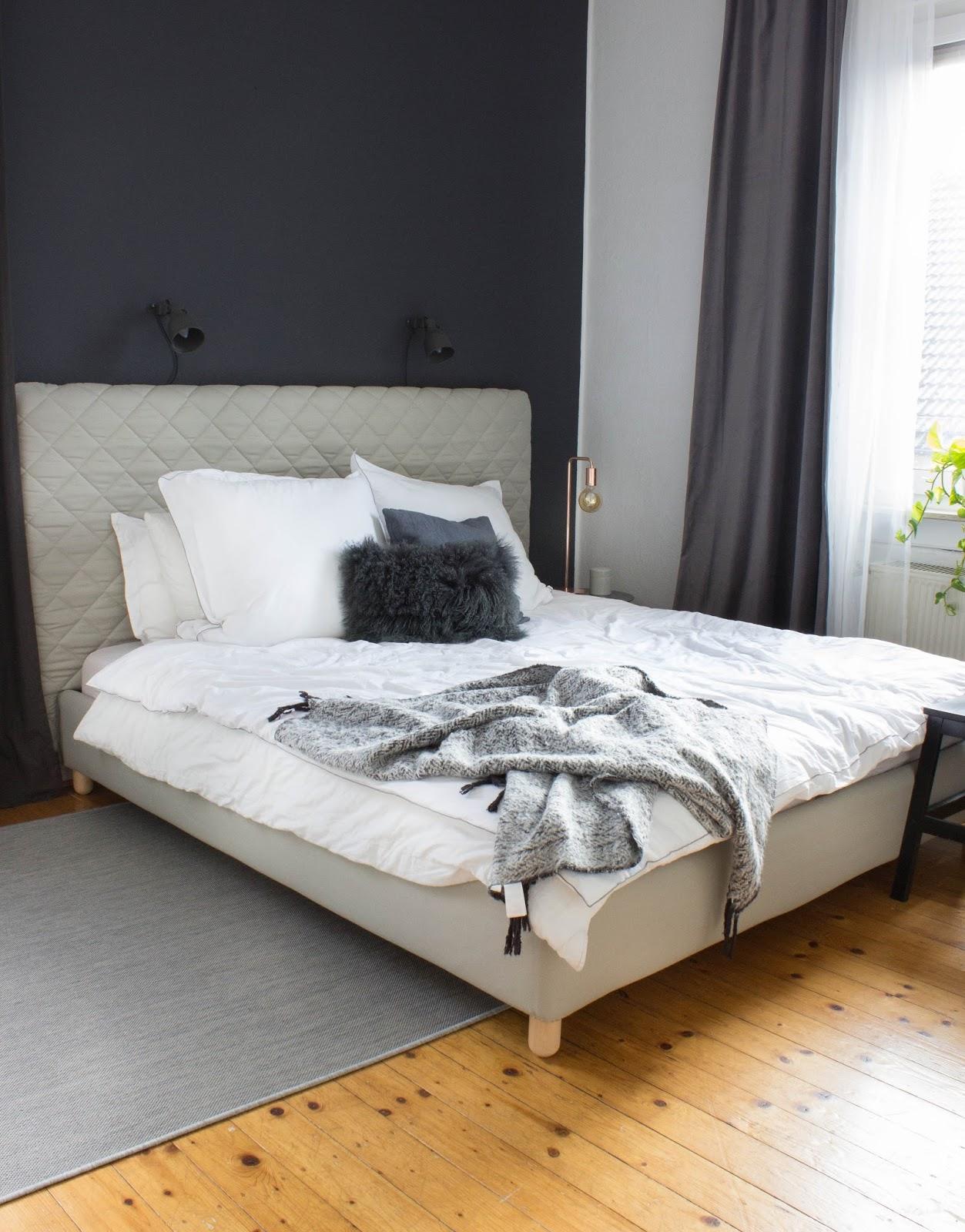 wenn ein ikea hack total schief geht unser neues bett. Black Bedroom Furniture Sets. Home Design Ideas
