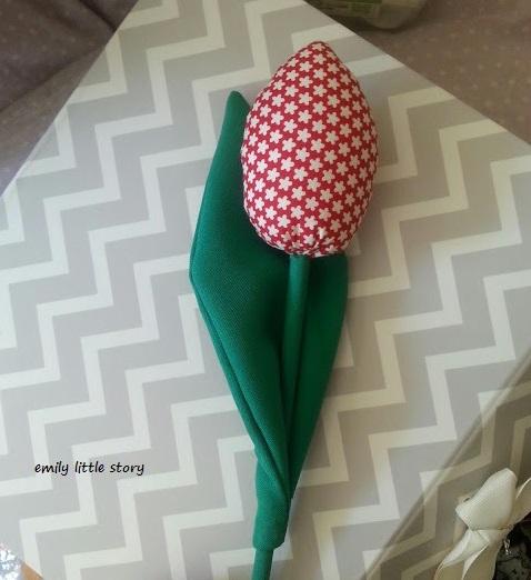 jak uszyć tulipany
