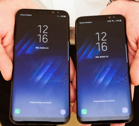 Unlock Samsung Galaxy S8 AU SCV36| Galaxy Mobile Japan