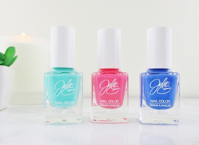 julie-g-spring-nail-polish-collection-photographs-and-swatches-three-brights