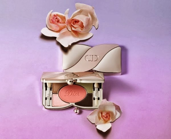 Dior Trianon Collection Spring 2014 eye shadow pallete