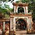 Không gian kiến trúc linh thiêng của đền Chợ Củi