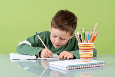Motiva los niños a estudiar
