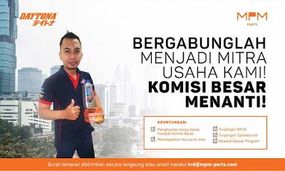 Lowongan kerja di Cirebon distributor Sparepart