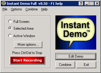Instant Demo 8.50.45 Full Serial Key / Crack / Patch / Activation