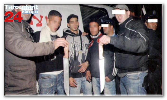 العيون: إيقاف قاصر ذو 17 سنة متورط في عملية سرقة مع الضرب والجرح بالسلاح الأبيض