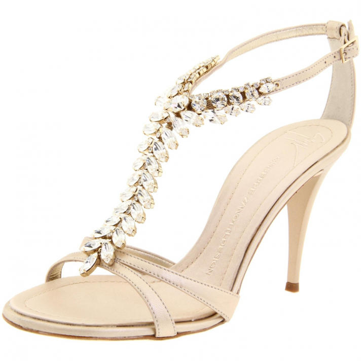 Fashion Mania: Bridal Shoe Trends For 2012