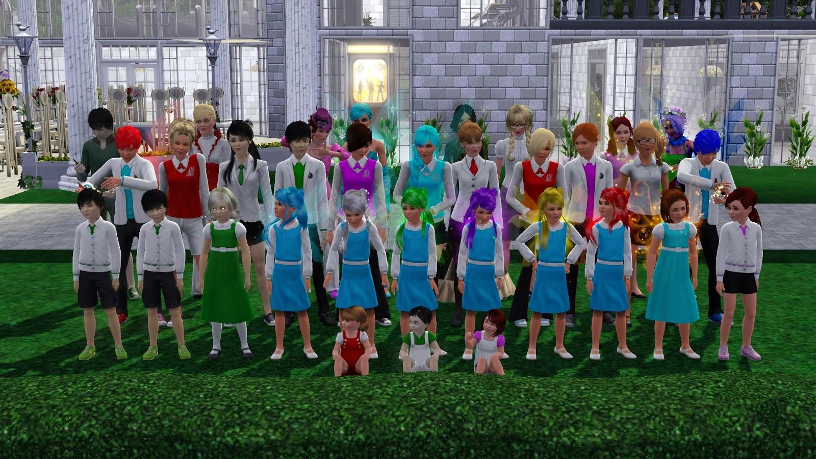 Sims 3 Cheats - Cantarella's Sims Page