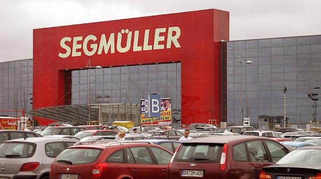 Segmüller Prospekt Weiterstadt