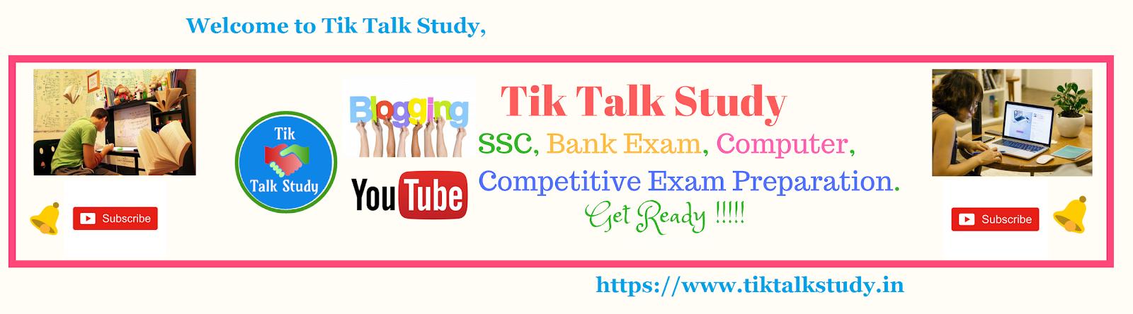 About the Tik Talk Study