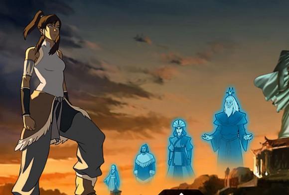 The Legend of Korra All Episodes - Trakt.tv