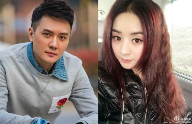 Zhao Li Ying Feng Shao Feng Dating