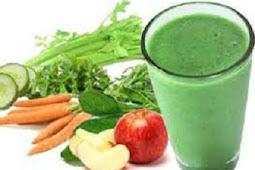 Cara Membuat Jus Bayam Dan Brokoli Praktis Untuk Hidup Sehat