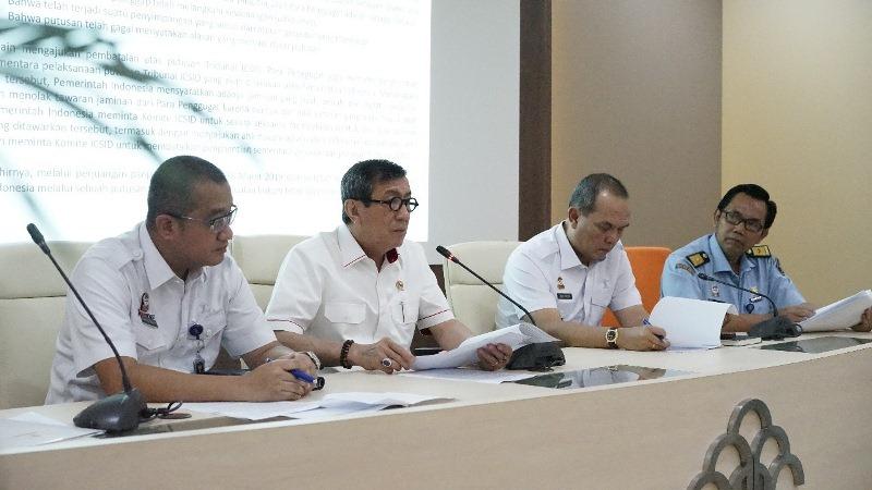 Indonesia Raih Kemenangan Mutlak di Forum Arbitrase ICSID
