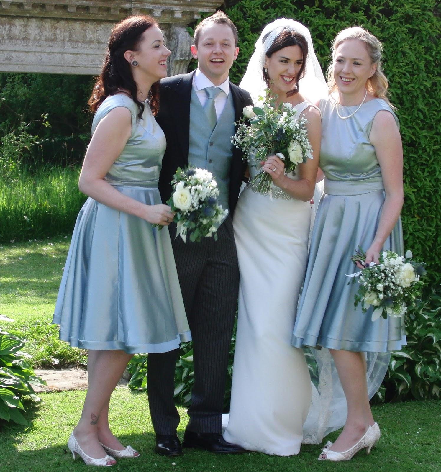 anne\'s blog: Bridesmaids\' Dresses