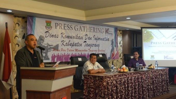 Press Gathering Jalin Kebersamaan