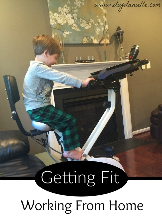 Tips for Getting Fit While Working From Home