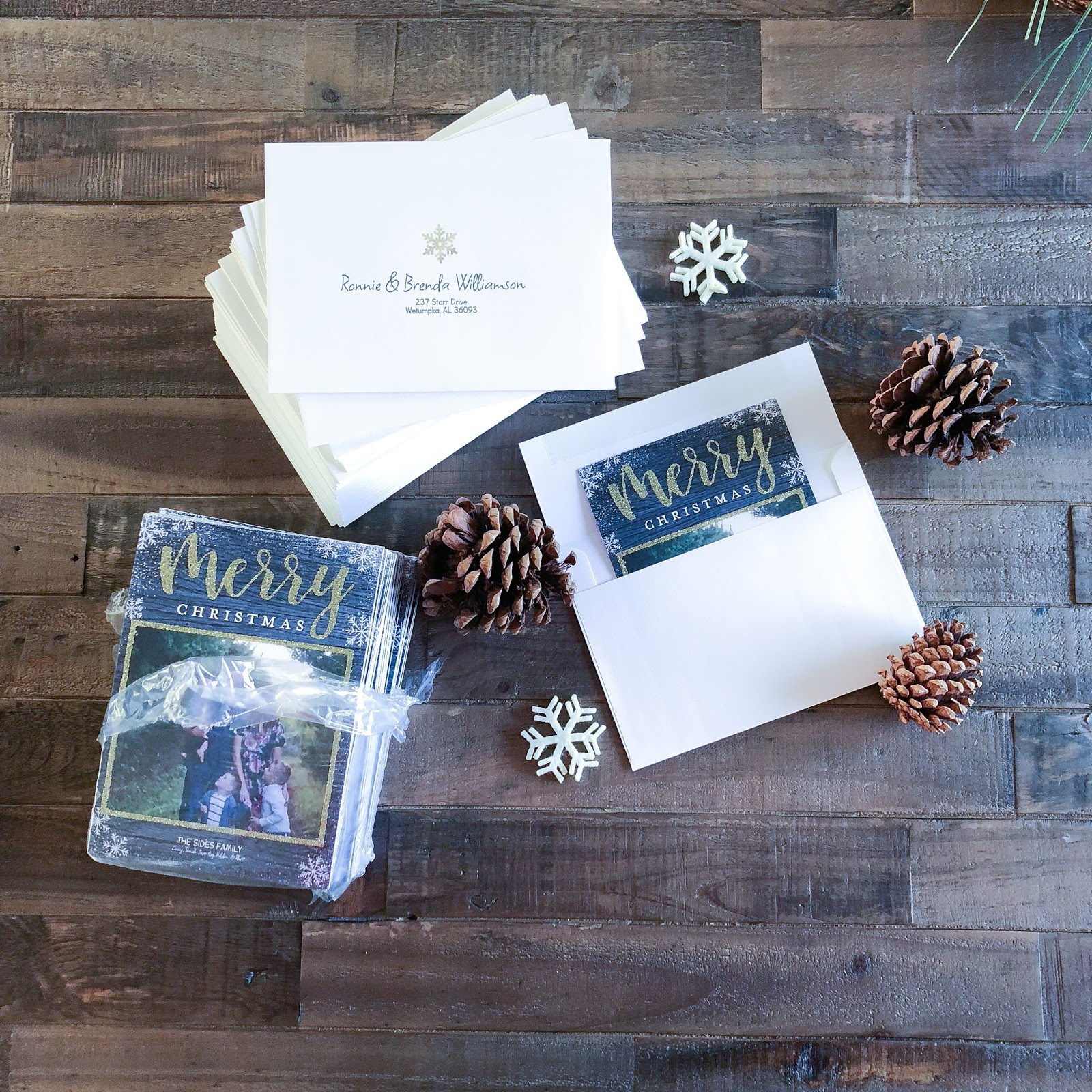 If Youu0027re Still In The Market For Christmas Cards, Good News! Shutterfly Is  Offering 50% Off Premium Holiday Cards With The Code ENCORE.